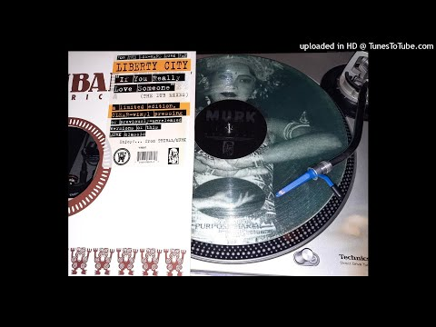 Liberty City - If You Really Love Someone (The Murk Groove 1994)