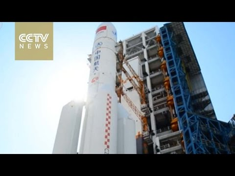 Long March-5 is China's biggest ever carrier rocket