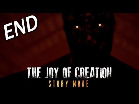 The Joy of Creation: Story Mode Ending - 閣樓 [附中字]