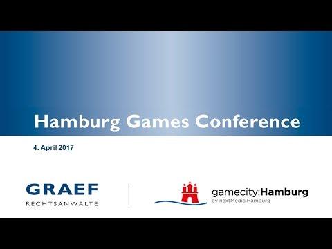 [1] Hamburg Games Conference 2017