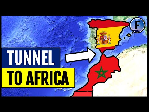 Spain's Plans for a Tunnel to Africa