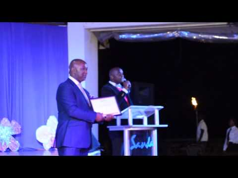 "SNG Annual Prestige Awards 2014 - Team member of the year ""Christopher Pringle"""
