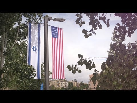 The Opening of the U.S. Embassy in Jerusalem, Israel