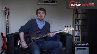 Sterling by Musicman Sub Ray 4   All You Need to Know!   Review and Demo