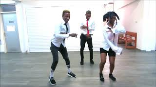 Olamide - Science Student (Dance Cover) CYPHRODANCERS