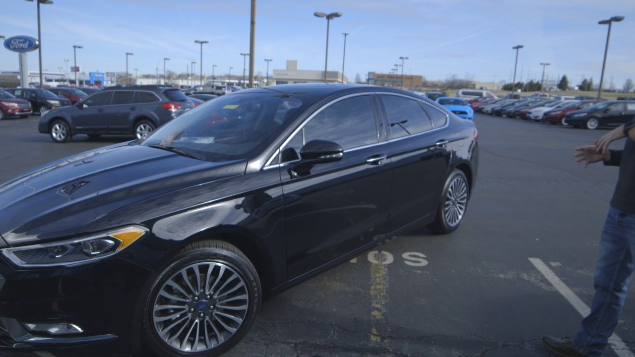 How to make this ford fusion yours lebanon ford accessories