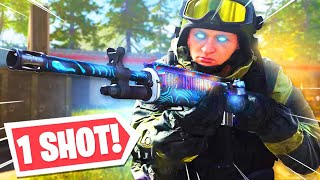 New 1 SHOT KILL ASSAULT RIFLE in Modern Warfare...(wtf)