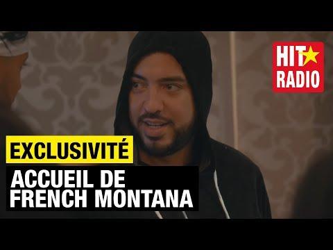 [EXCLU] ACCUEIL DE FRENCH MONTANA À L'AÉROPORT DE RABAT - إستقبال فرنش مونتانا في مطار الرباط