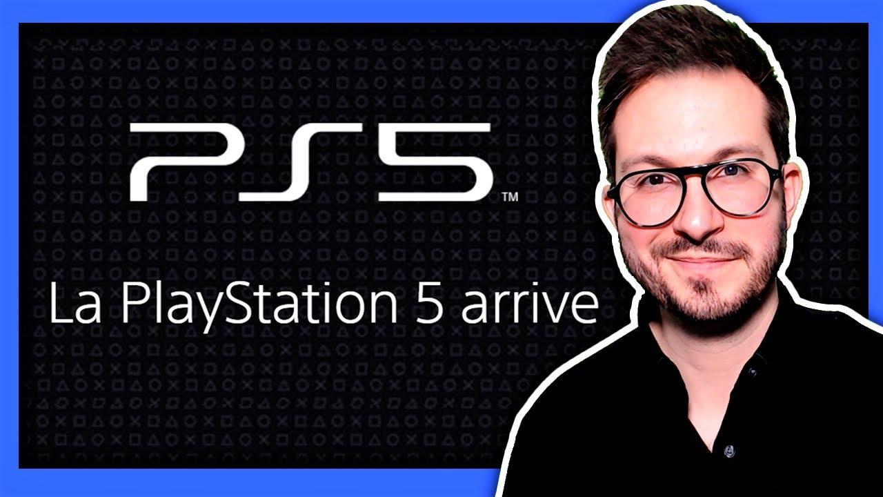 PS5: Sony évoque le prix et ouvre une page internet ????????
