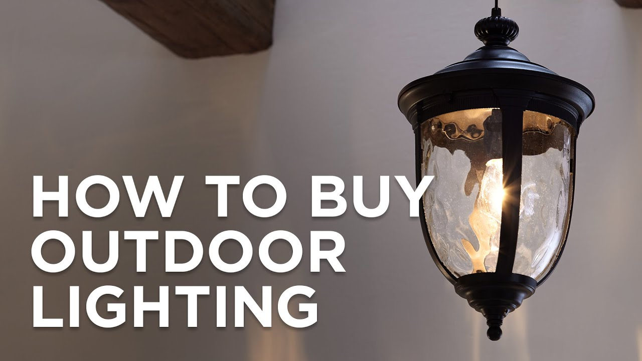 Outdoor Lighting Fixtures Porch