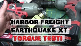 boltr harbor freight earthquake xt   skookum