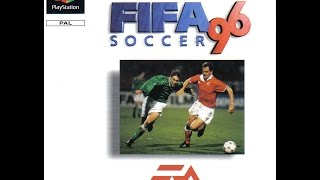 FIFA Soccer 96 gameplay (PS1)