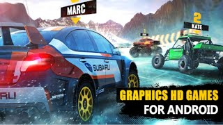 Top 10 racing games for android/ios 2018 (online/offline)