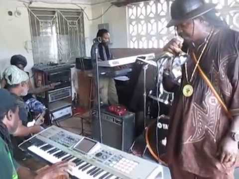 Luciano - Your World & Mine @ High symbol Band Rehearsal for GOSPEL FIESTA