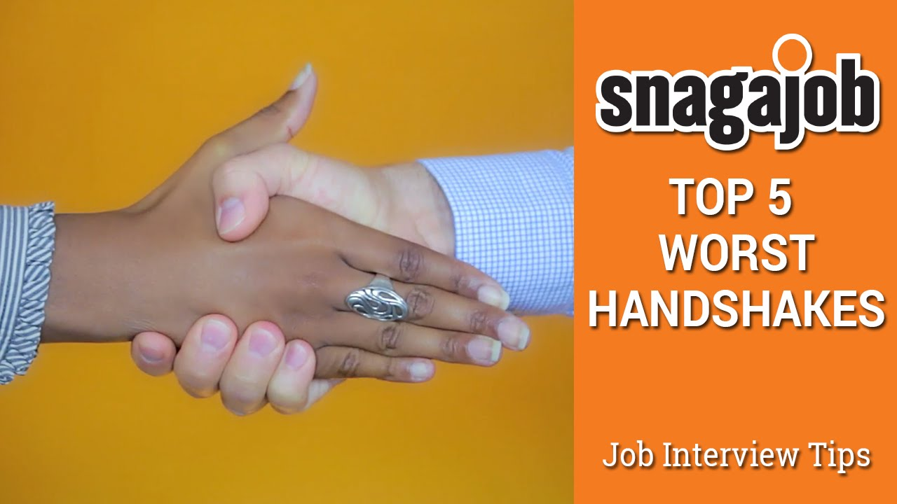Was hand job are the new handshake regret, that