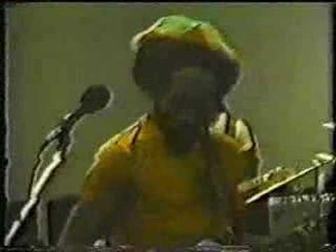 studio rehearsals - Burnin and lootin - Bob Marley