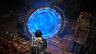 Path of Exile: Arcane Voidgate Portal
