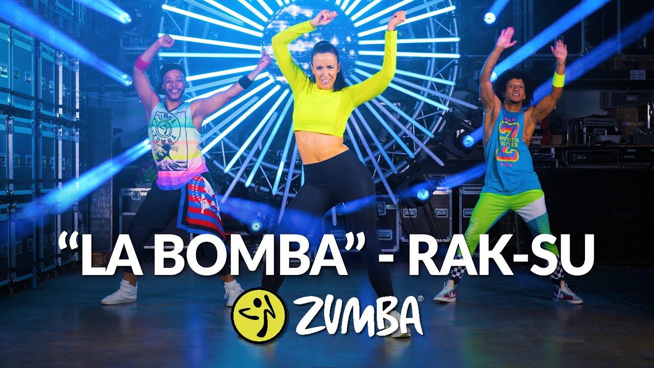 """""""LA BOMBA"""" - Rak-Su / Zumba® choreo by Alix"""