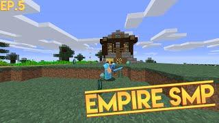 """Empire SMP (S1Ep5) """"Gettin"""