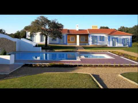 Alentejo casas de campo spa monte do giestal youtube - Casa rural lisboa ...