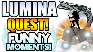 LUMINA QUEST FUNNY MOMENTS! | Destiny 2 Season of Opulence Gameplay