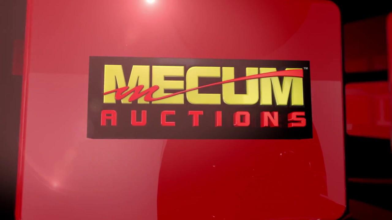 Mecum Auctions Chicago 2017 // October 5-7 // Schaumburg Convention ...
