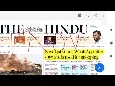 The Hindu Newspaper Analysis 1st November 2019| Daily Current Affairs