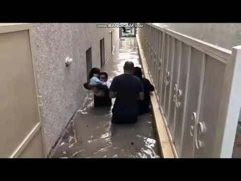 Flash Flood in Kuwait