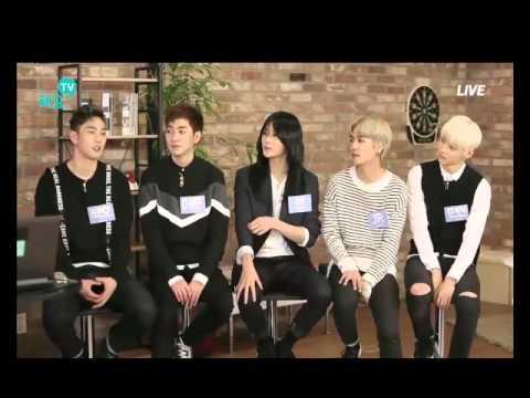 "[ENG SUB] Nu'est on ""Heyo TV"" Park So Hyun Idol TV (part 1)"