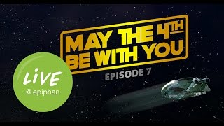 Live Streaming Fails? Live @ Epiphan Streaming Masters - May the 4th be with you!