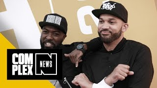 Desus and Mero Clown DJ Envy for Walking Out of His Own Show