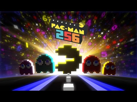 PAC-MAN 256 - Announcement Trailer | PS4, XB1, PC