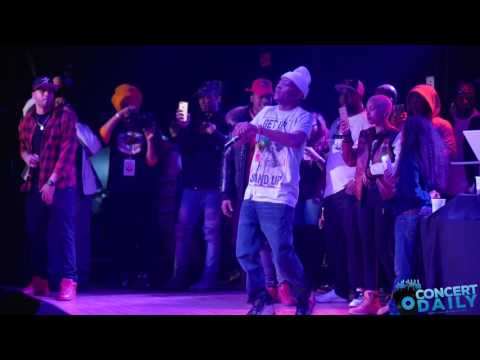 """Cassidy performs """"Hotel"""" live at the Baltimore Soundstage"""