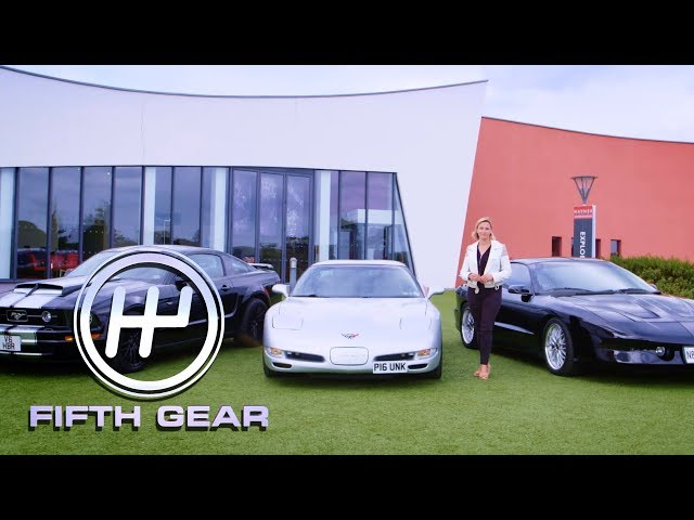 Best American Muscle Cars for 10k   Fifth Gear