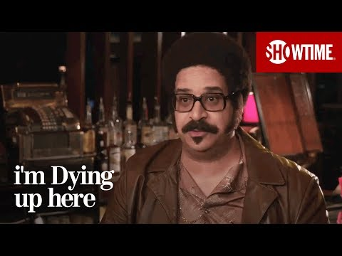 Erik Griffin on Ralph | I'm Dying Up Here | Season 1