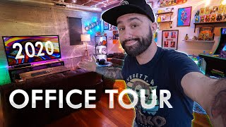Ultimate Office Tour! 🔥 (Mid 2020)