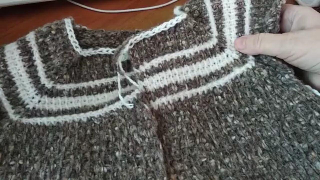 Об изменении сроков распродажи пряжи и немного о тунисском вязании