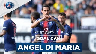 GOAL CAM | Every Angles | Angel Di Maria vs ANGERS