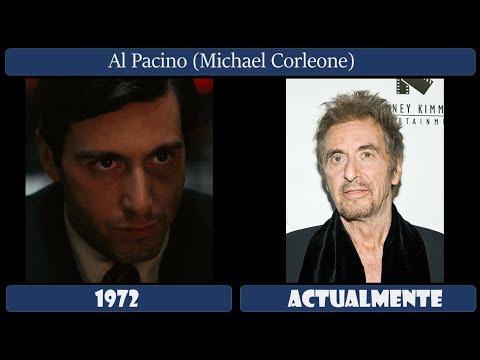 El Padrino / Actores Antes Y Después 2018