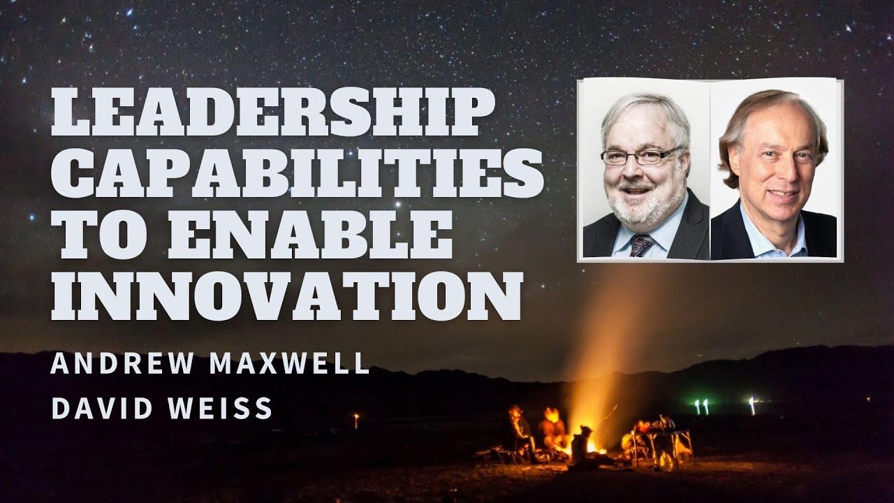 Leadership Capabilities to Enable Innovation