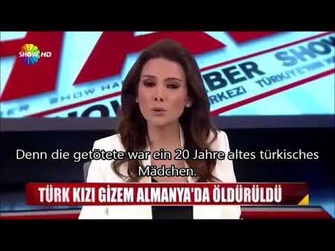 Deutscher begeht Ehrenmord an Türkin!