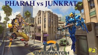 Overwatch: Pharah vs Junkrat [Montage #2]