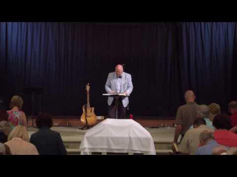 5 21 17, Communion, Rick Roberts