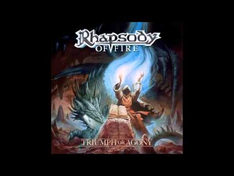 Rhapsody Of Fire - The Mystic Prophecy Of The Demon Knight