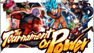 DBXENOVERSE 2 Tournament Of Power