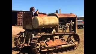 2015 Kingaroy vintage machinery show 1