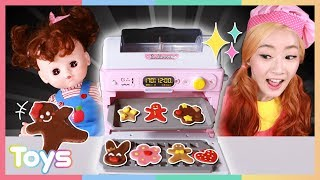 특별한 꼬마캐리 생일 쿠키 만들기! 엘리의 똘똘이 쿠키오븐 장난감 놀이ㅣ캐리와장난감친구들
