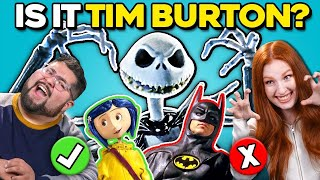 Movies You Won't Believe Aren't Tim Burton