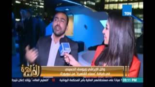 الحسيني :مفيش إعلام هيفضل يتكلم علي الإنجازات فقط وأي إعلام في العالم به نسبة إنتقاد تتخطي 97%
