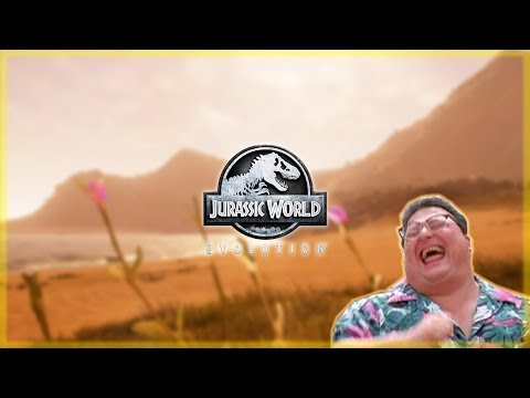 jurassic world evolution на android